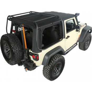Galerie RUGGED RIDGE Jeep Wrangler JK 2 Portes 2007-2018
