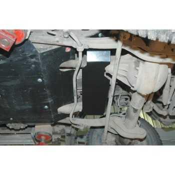 Blindage aluminium moteur Nissan Patrol Y61 2000-2010