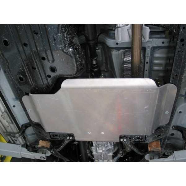Blindage bv+bt aluminium Toyota KZJ 90 1995-2002