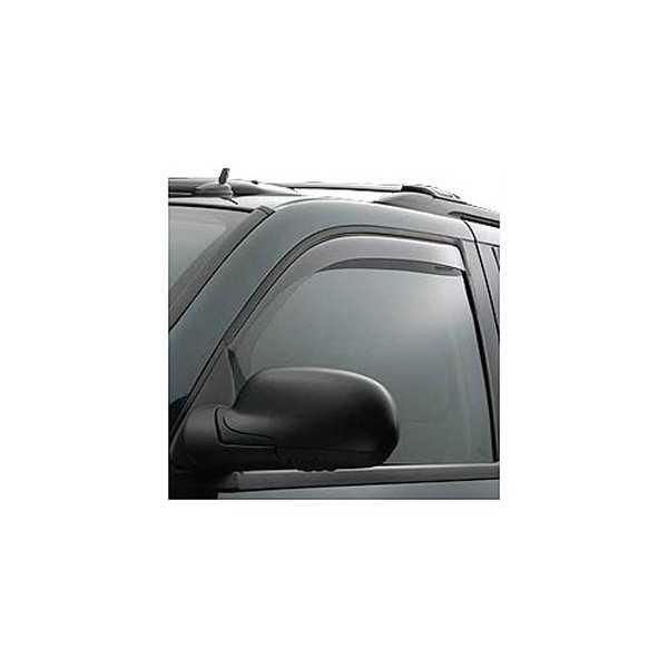 Deflecteur de porte avant Nissan Navara D40 2005-2016 2 portes