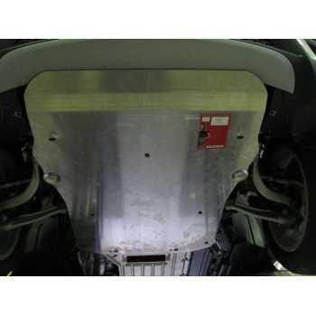 Blindage moteur aluminium BMW X5 3.0 L 03/2007+