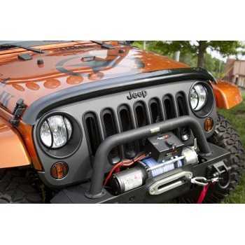 Deflecteur de capot teinté Jeep Wrangler JK 2007-2018