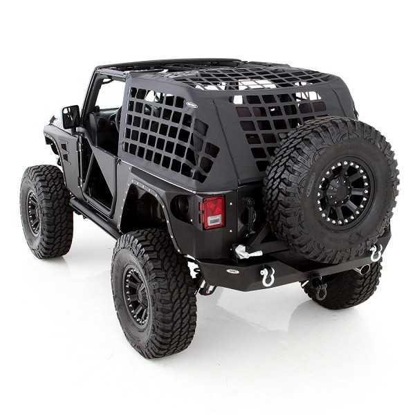 Filet de coffre Jeep Wrangler JK 2007-2018 2 portes