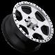 Jante ultra wheel motosport roque 8X16 Jeep Wrangler JK