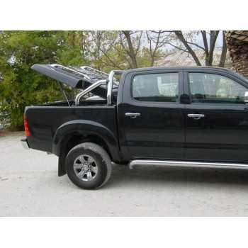 Couvre benne Toyota Hilux Vigo 2006-2015 4 portes