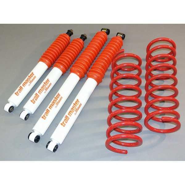 Kit de réhausse Trail Master Trail Master Nissan Terrano 2 R 20 long +25 à 50mm