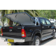 Couvre benne Toyota Hilux Vigo Xtra cab 2005-2015 avec découpe pour l'arceau