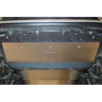 Blindage moteur aluminium Peugeot Expert / Toyota Proace / Citroen Jumpy 16-