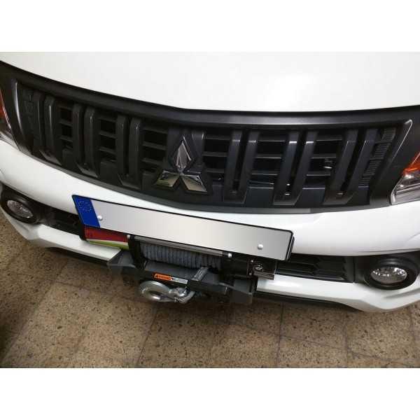support de treuil Fiat Fullback