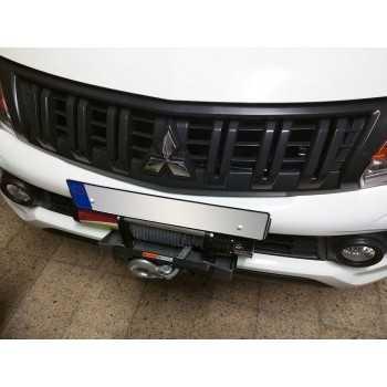 Platine de treuil Mitsubishi L200 2015+