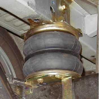 Compensateur de charge Volkswagen Crafter 06/2006+