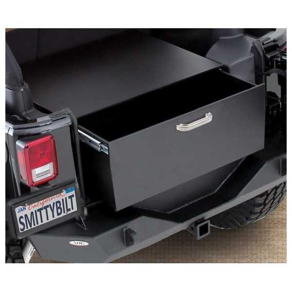 Boite de rangement avec fermeture a cl jeep wrangler 2007 for Ouvrir une porte avec cle a l interieur