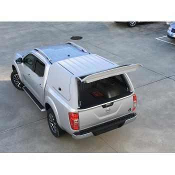 Hard top STARFLEX Nissan NP300 2016+ 4 portes avec portes latérales