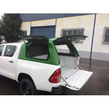 Hard top STARFLEX Toyota Revo 2016+ 4 portes avec portes latérales