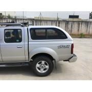 Hard top star-lux a/vitres laterales Nissan Navara D22 1999-2005