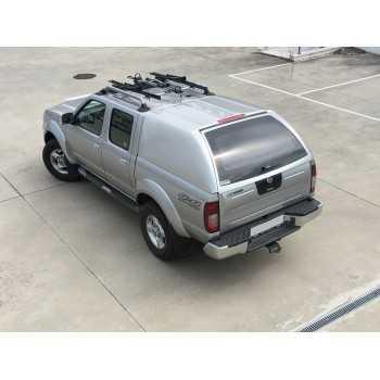 Hard top Star-lux s/vitres laterales Nissan Navara D22 1999-2005