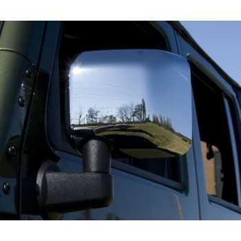 Couvre retroviseur Jeep Wrangler JK 2007-2017
