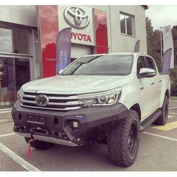 Pare choc avant aluminium 6 mm RIVAL Toyota Revo 2016+