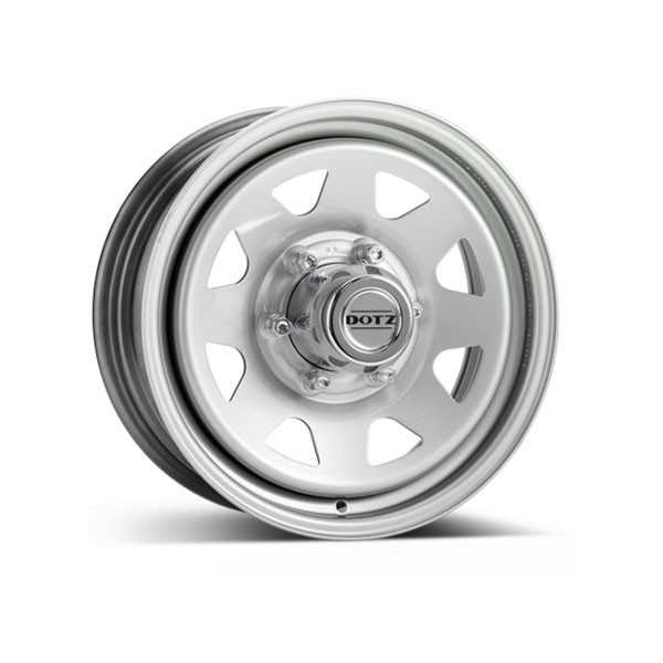 Jante acier dotz DAKAR 7X16 Toyota Hilux Vigo-Isuzu D-Max