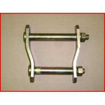 Jumelle de lames arrière mitsubishi L200 1983-2006