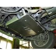 Blindage moteur Acier SUZUKI XL7 2005-2007