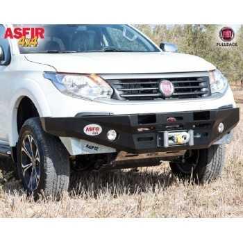 Pare choc ASFIR avec support de treuil Mitsubishi L200 2016+ et Fiat Fullback