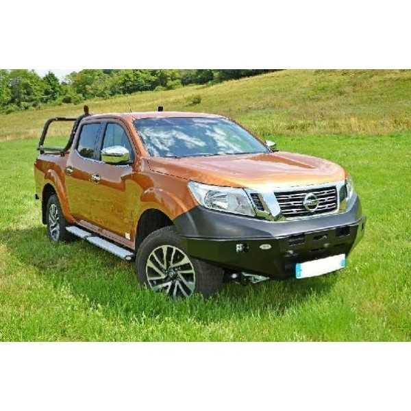 Pare chocs ASFIR a/support de treuil Nissan Navara NP300 2016+