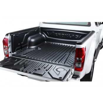 Bac de benne avec rebords Ford ranger double cabine 2012-