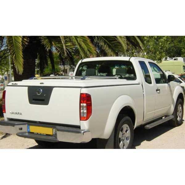 Couvre benne Nissan Navara D40 King Cab 2005+
