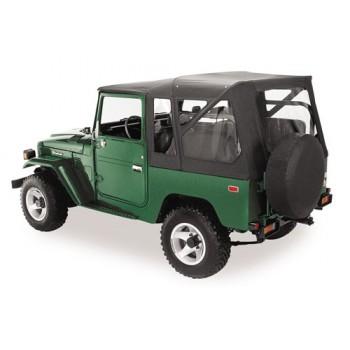 Capotage Toyota